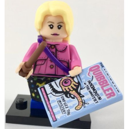 LEGO Harry Potter Fantastic Beasts Mystery Pack Luna Lovegood Mystery Minifigure [No Packaging]