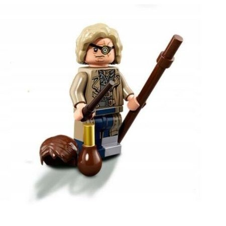 LEGO Minifigures Harry Potter Fantastic Beasts Series - Mad-Eye Moody 71022