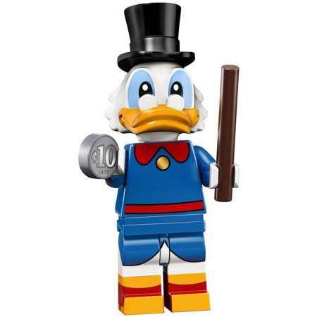 LEGO Disney Mystery Series 2 Scrooge McDuck Minifigure [No Packaging]