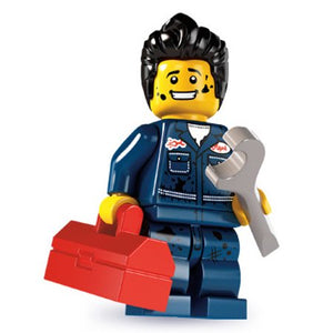 LEGO Series 6 Mechanic Minifigure