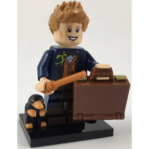LEGO Harry Potter Fantastic Beasts Mystery Pack Newt Scamander Mystery Minifigure [No Packaging]