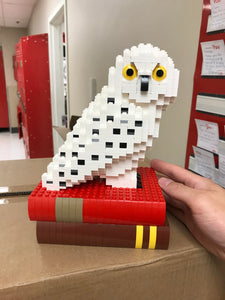 HARRY POTTER BOOK OWL