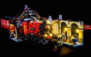 Hogwarts Express Lighting Kit for LEGO 75955 set (LEGO set is NOT included) by Light My Bricks