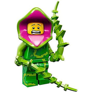 LEGO Minifigure Series 14 71010 HALLOWEEN MONSTERS - PLANT MONSTER GUY