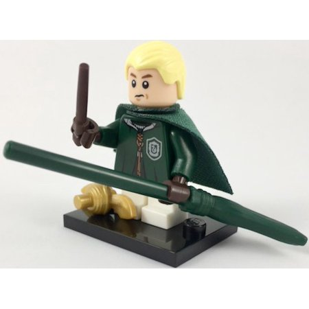 LEGO Harry Potter Fantastic Beasts Mystery Pack Draco Malfoy Mystery Minifigure [Quidditch Uniform] [No Packaging]