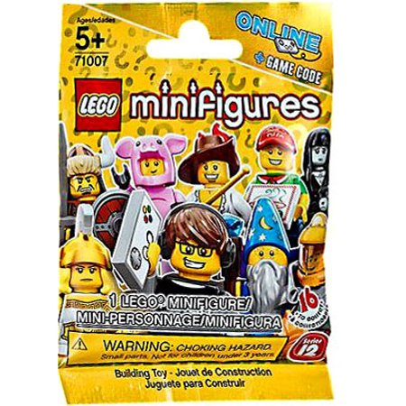 LEGO Minifigures Series 12 Mystery Pack