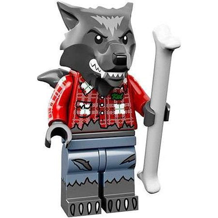 LEGO Series 14 Minifigure Wolf Guy (Werewolf)