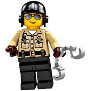 LEGO Series 2 Traffic Cop Minifigure