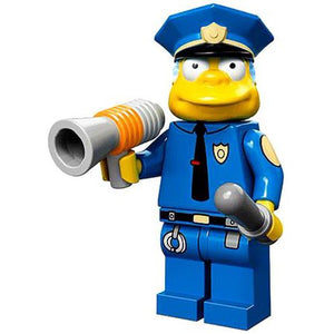 LEGO Simpsons Series 1 Chief Wiggum Minifigure