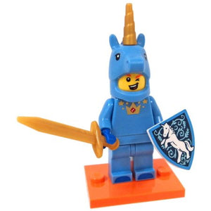 LEGO Series 18 Unicorn Guy Minifigure [No Packaging]
