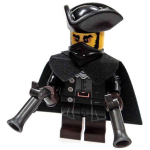 LEGO Series 17 Victorian Assassin Minifigure