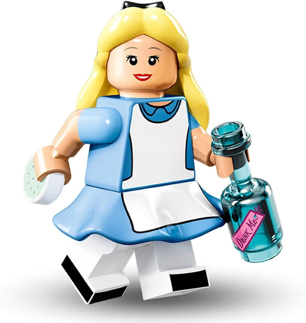 LEGO Disney Series Collectible Minifigure - Alice In Wonderland (71012)