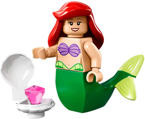 LEGO Disney Series Collectible Minifigure - Ariel Little Mermaid (71012)