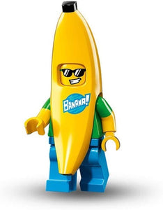 LEGO Collectible Minifigure Series 16 - BANANA SUIT GUY 71013 FACTORY SEALED
