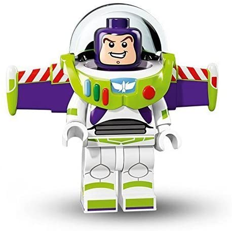 LEGO Disney Series Collectible Minifigure - Buzz Lightyear (71012)