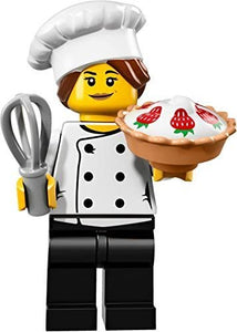 LEGO Collectible Minifigure Series 17 - Gourmet Chef 71018 NEW FACTORY SEALED