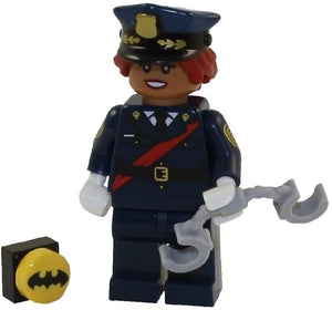 LEGO Batman Movie Series 1 Collectible Minifigure - Barbara Gordon (71017)