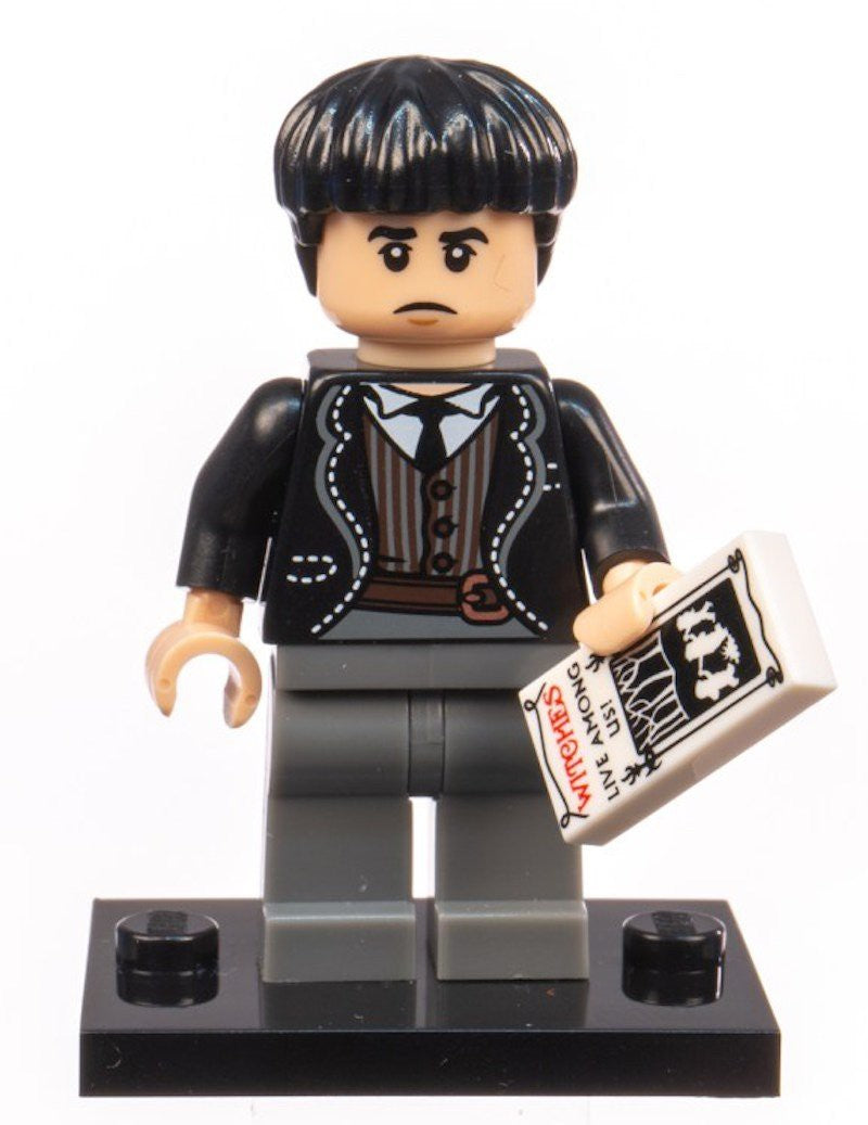 LEGO Harry Potter Fantastic Beasts Mystery Pack Credence Barebone Mystery Minifigure [No Packaging]