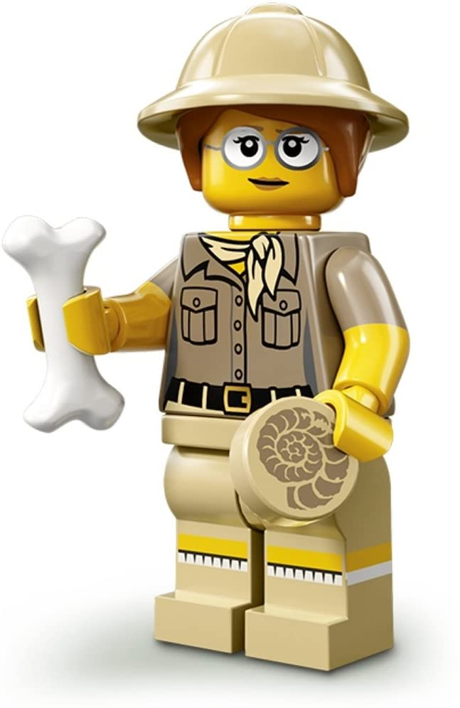 LEGO 71008 Series 13 Collectible Minifigure - Paleontologist