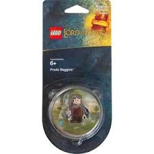 LEGO The Lord of the Rings Frodo Baggins Magnet 850681