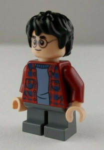 Harry Potter, Red Flannel Shirt