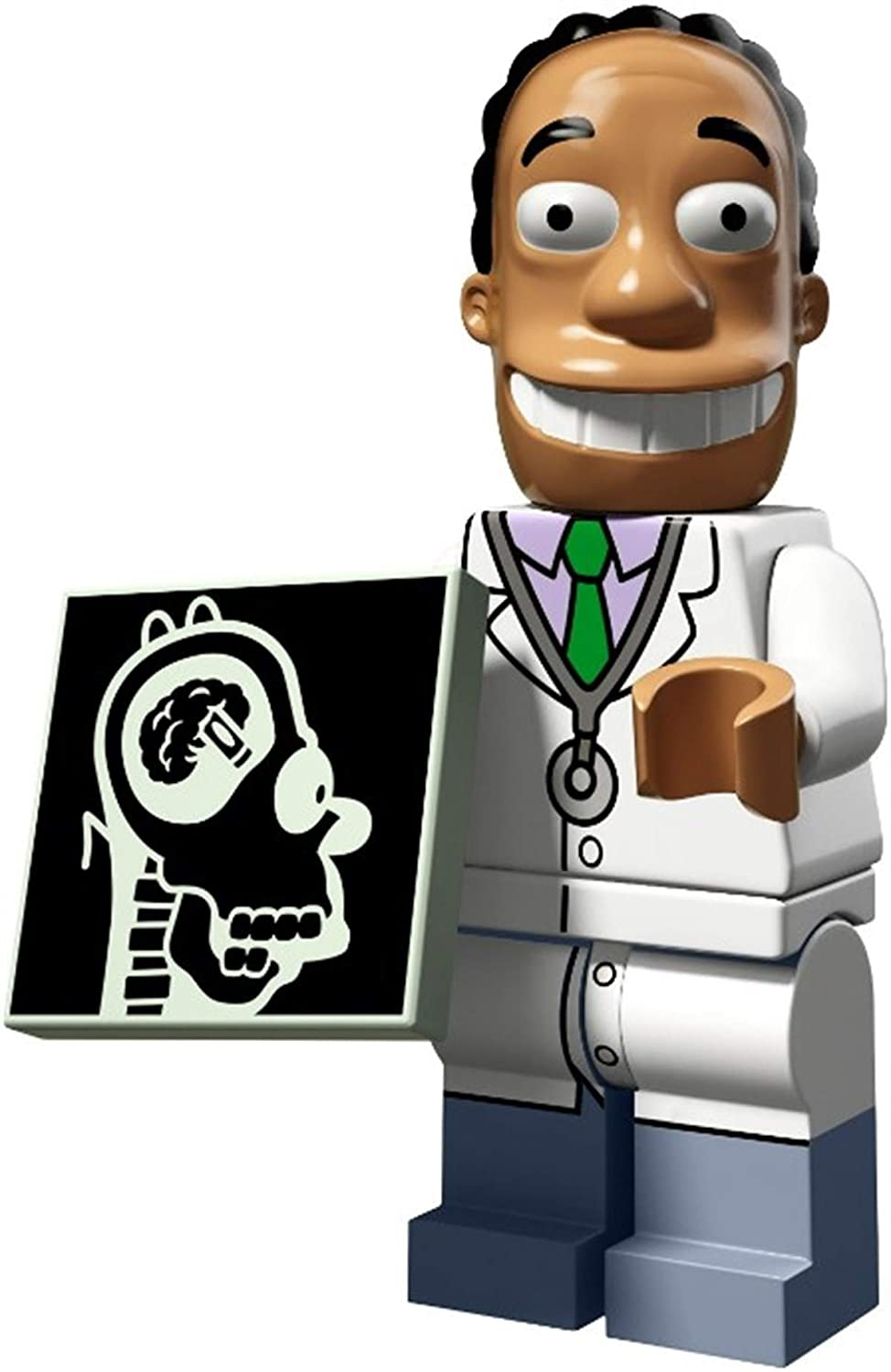 LEGO Simpsons Series 2 71009 MINIFIGURE - DR. HIBBERT DOCTOR