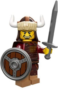 LEGO Hun Warrior Minifigure Series 12 71007