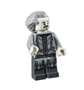 NEW LEGO HARRY POTTER MINIFIG GHOST NEARLY HEADLESS NICK 75954