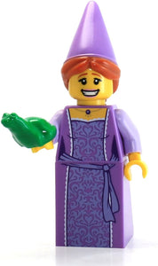 LEGO Fairy Princess MINIFIGURE SERIES 12 71007