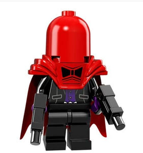 Lego Batman Movie Series Red Hood MINIFIGURES 71017