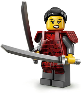 LEGO Series 13 Samurai Minifigure [No Packaging]