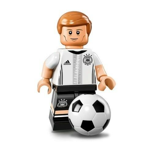 LEGO MINIFIGURE SERIES DFB GERMAN SOCCER 71014 - TONI KROOS NO. 18