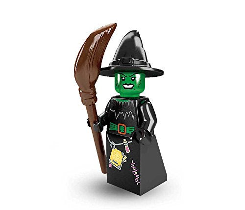 LEGO Series 2 Collectible Minifigure Witch (Halloween)