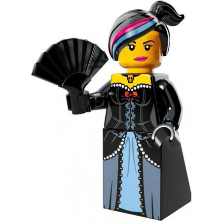 The Lego Movie Wild West Wyldestyle Minifigure Series 71004