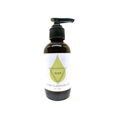 BODY Hemp Oil Cleanser