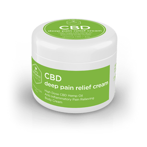Deep Pain Relief Cream