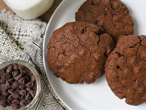 Double Chocolate Chip Cookie (3ct)