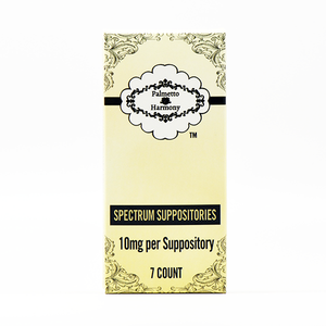 Palmetto Harmony Spectrum Suppositories