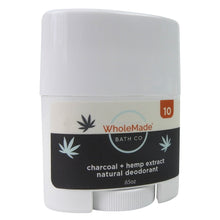 Hemp Infused Natural Deodorant