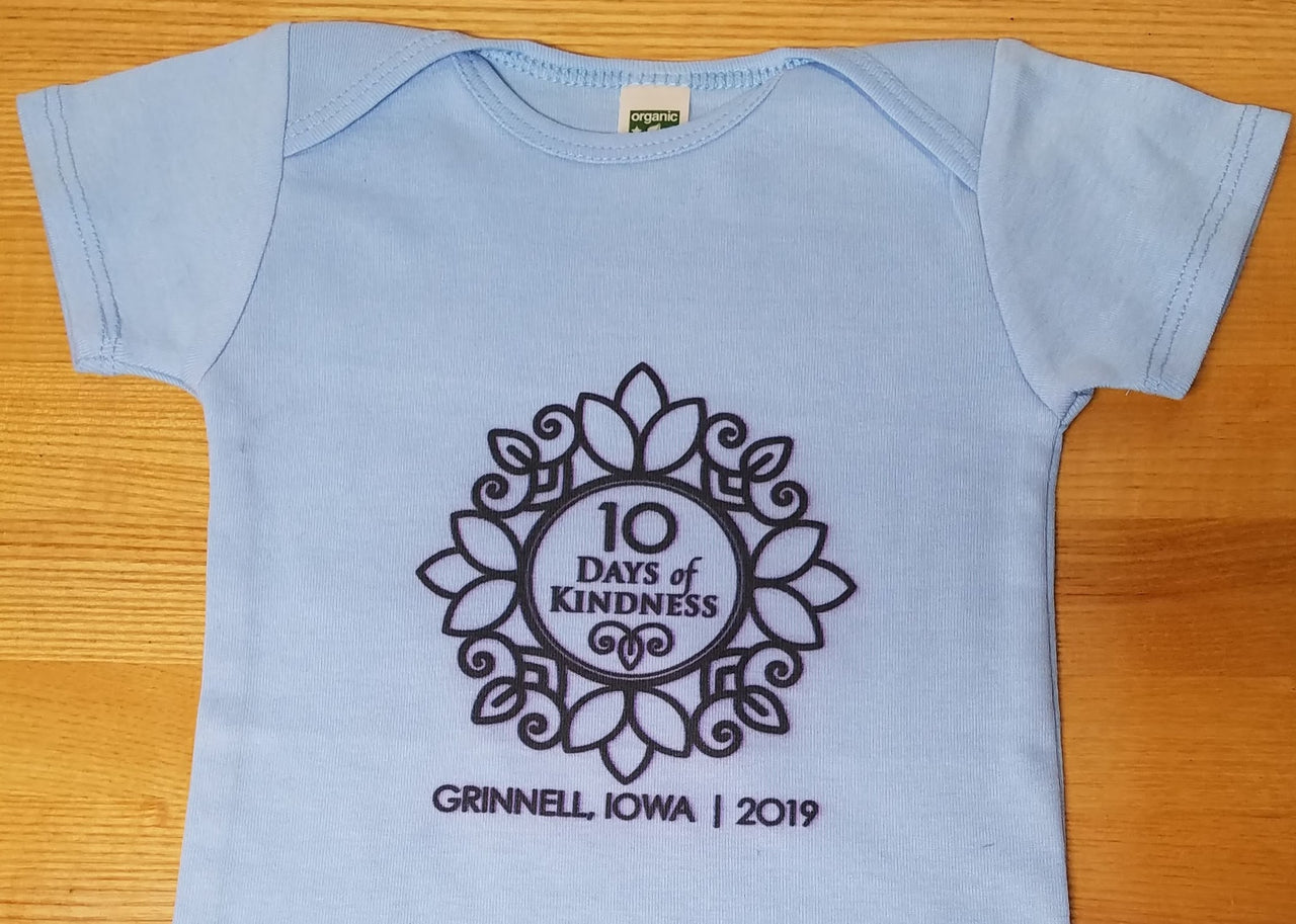 Ten Days of Kindness -  Baby and Toddler T-shirts