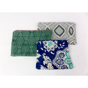 SHFC Zipper Pouches (Various Sizes & Colors)