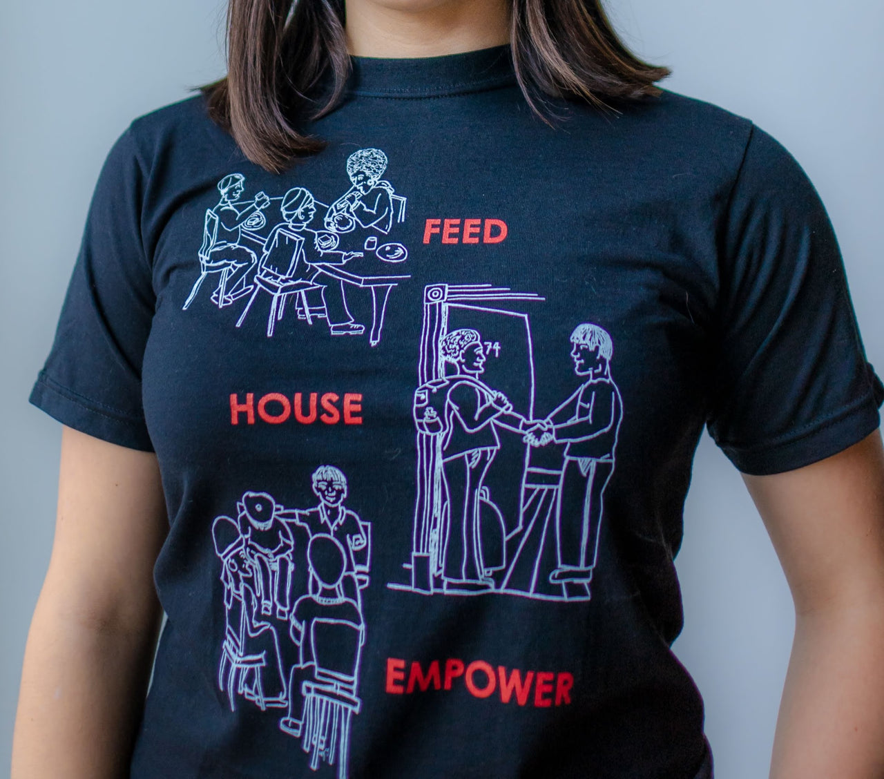 House of Charity T-shirt