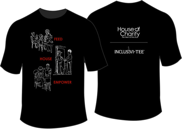 House of Charity Subscriber Shirt