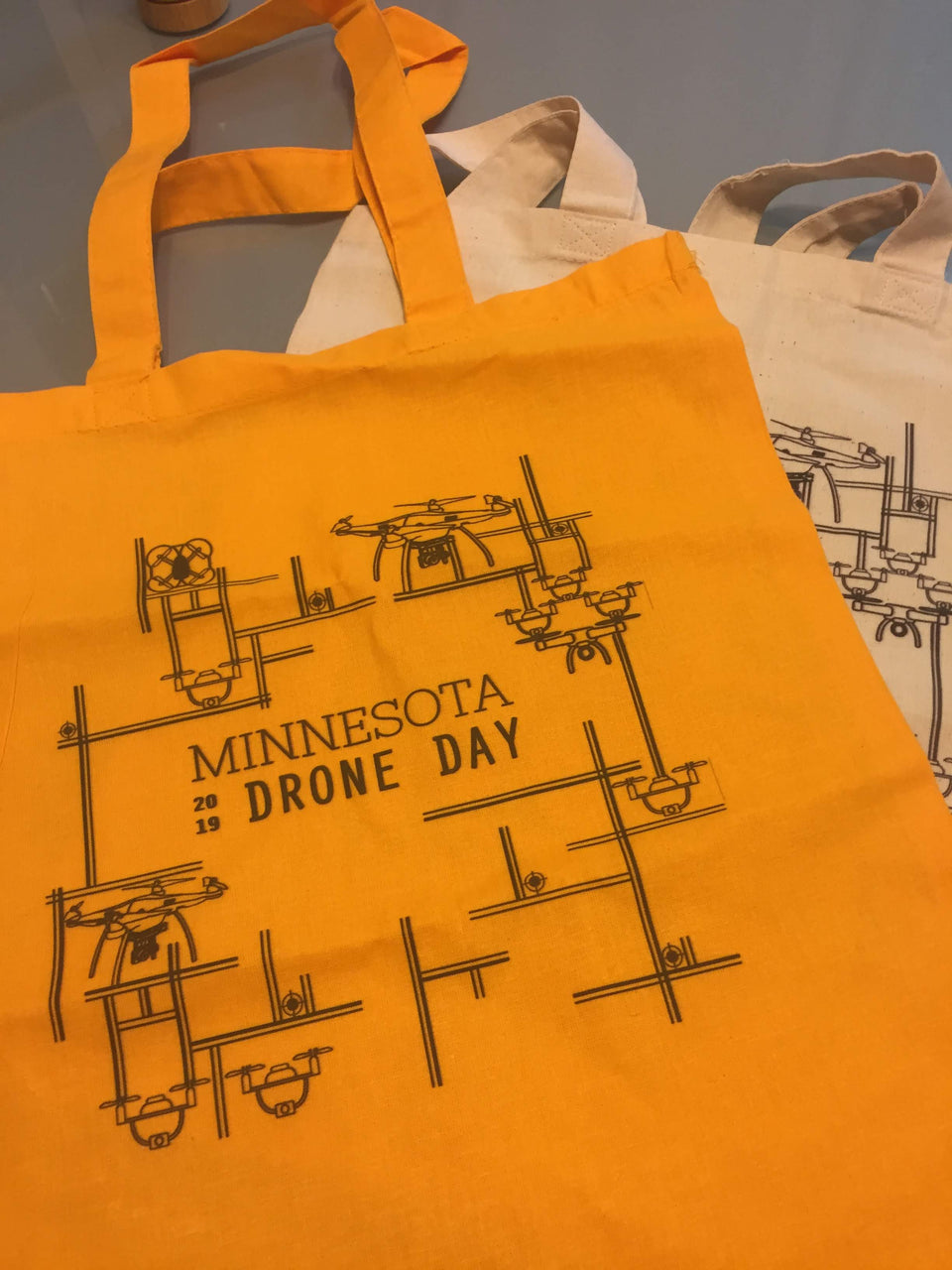 MN Drone Day, 2019 Bags