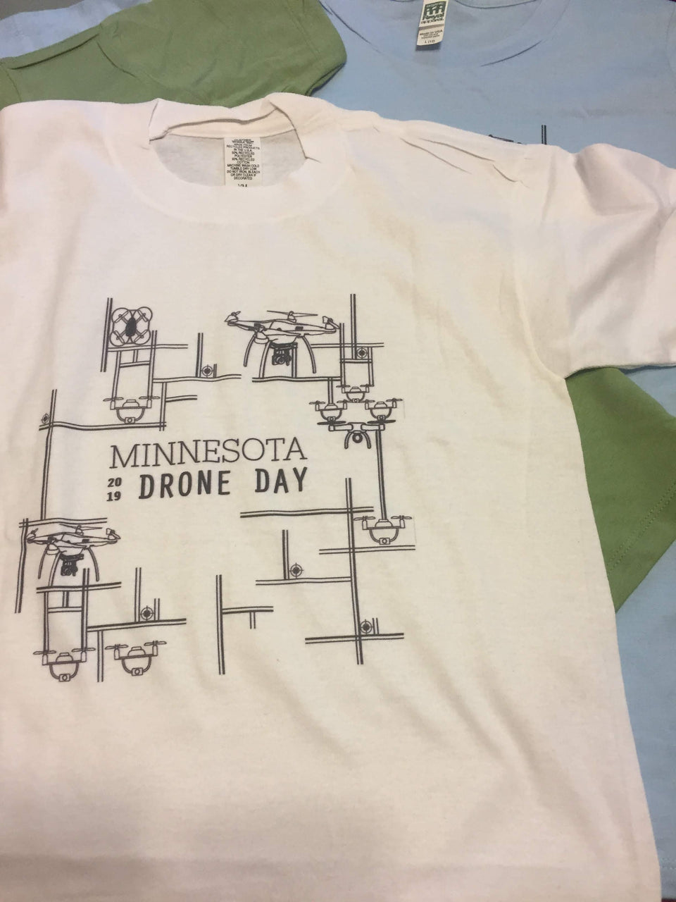 MN Drone Day, 2019 Child's Shirt
