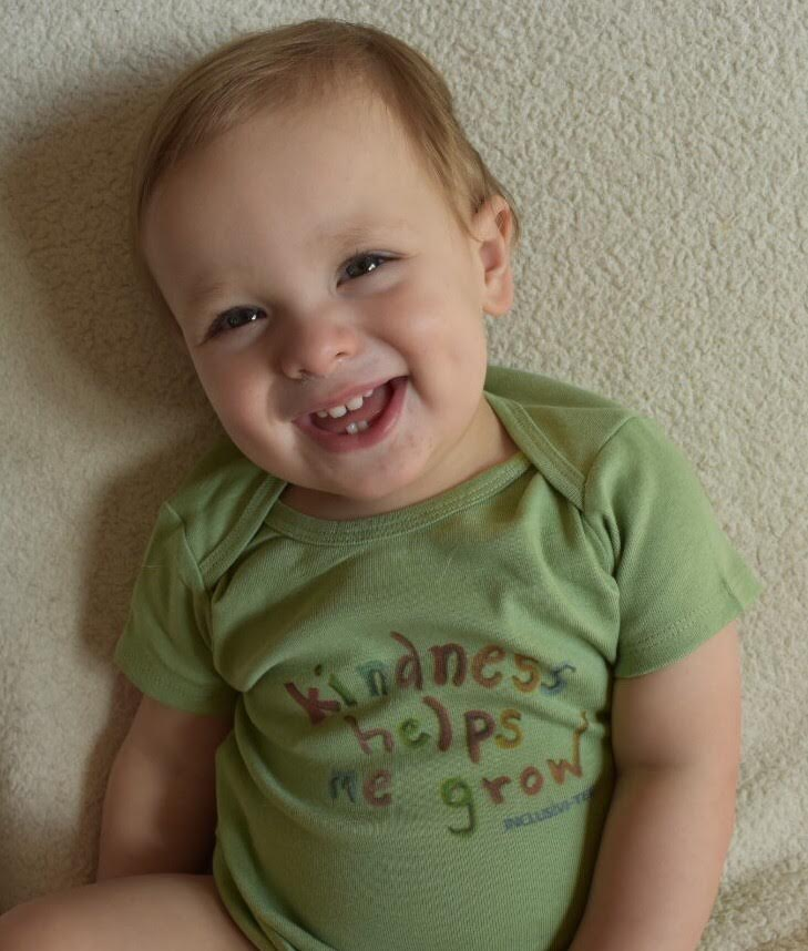 Baby tees 2: Kindness Helps Me Grow and Beautiful Diversity