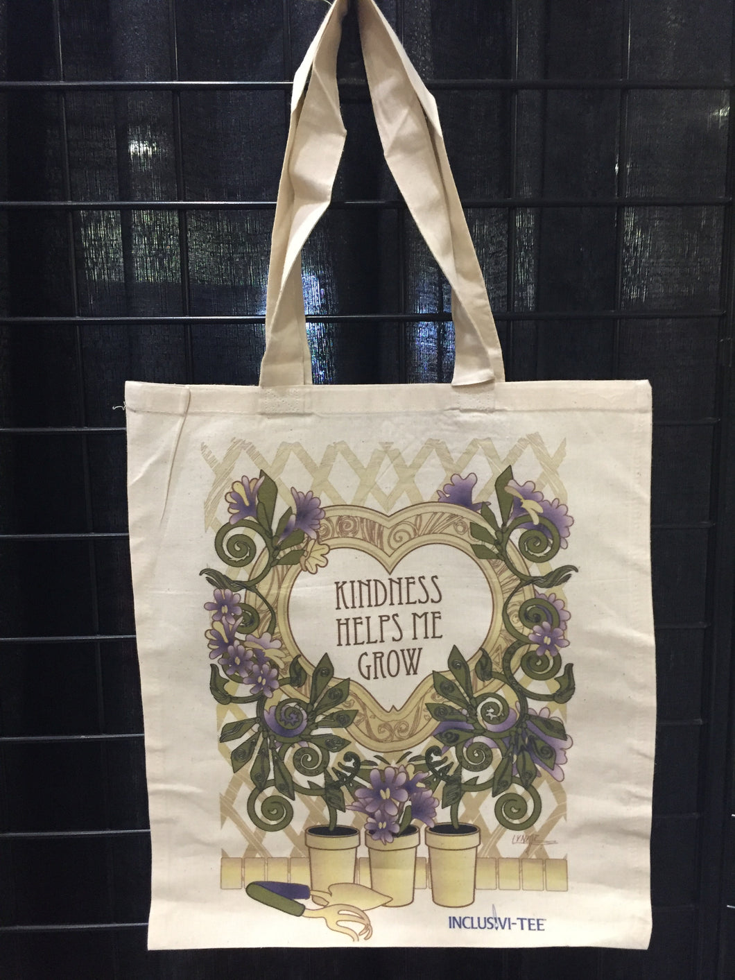 Kindness Grows Bag