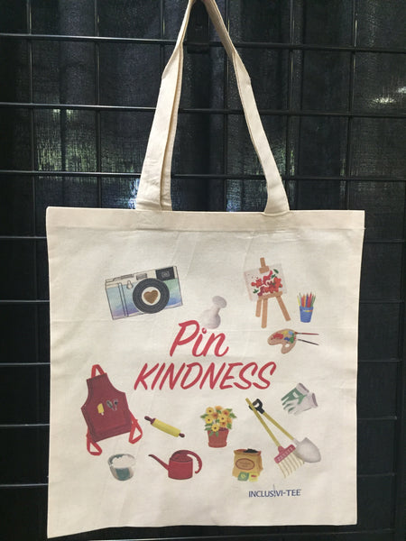 Pin Kindness Bag