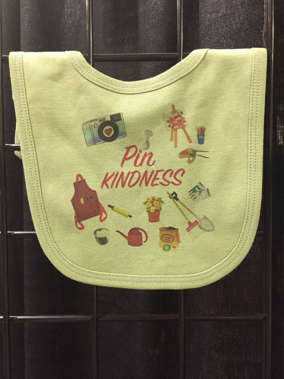 Pin Kindness Bib