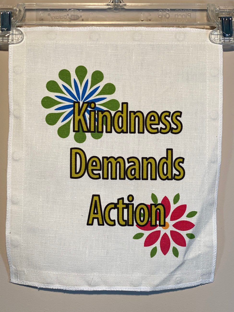Kindness Demands Action